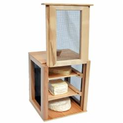 Fromager 3 étages à guillotine Rustique Masy 203