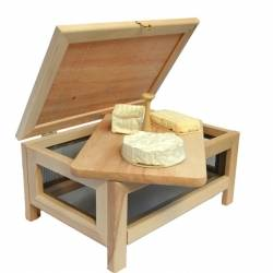Masy 215 garde manger fromager avec plateau à fromage